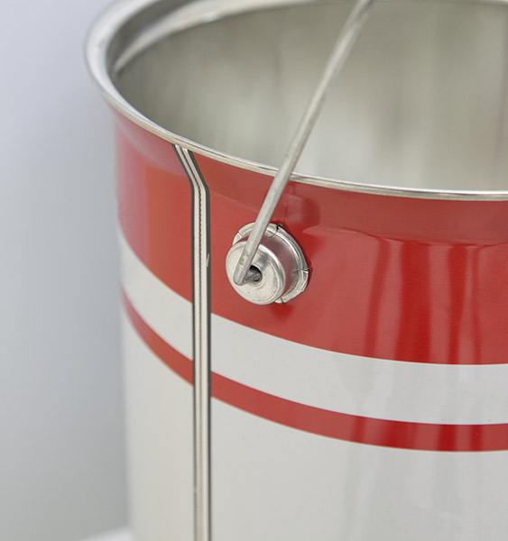 Wire galvanized handle for paint can – Kitsikoudis